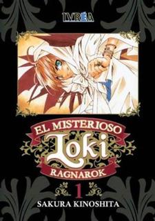 El Misterioso Loki Ragnarok 01 (comic) - Sakura Kinoshita