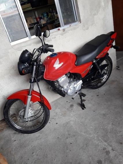 Moto Honda Cg Ks 150 Ano 2006