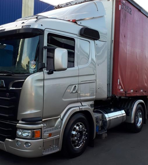 Scania G 420 , Muito Novo