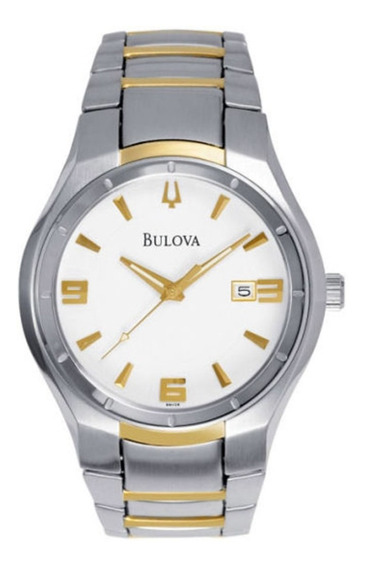 Relógio Bulova Classic - Masculino - Ref: 98h26