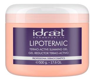 Lipotermic Gel Termico Idraet Reduce Quema Grasa