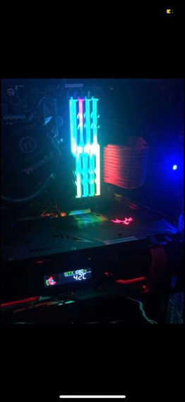 Cpu Pc Gamer Extreme Z370-p I5 8600k 32gb 1080ti Vulcan X Oc
