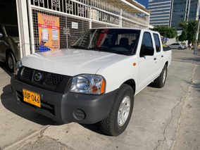 Nissan Frontier 4x2 Gasolina