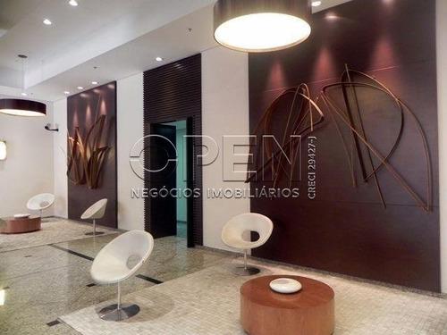 Imagem 1 de 15 de Sala, 39 M² - Venda Por R$ 230.000,00 Ou Aluguel Por R$ 1.100,00 - Paraíso - Santo André/sp - Sa0346
