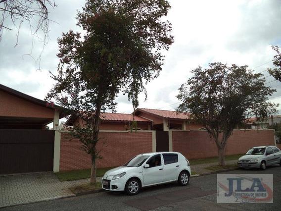 Casa Para Alugar, 230 M² Por R$ 5.000/mês - Santa Quitéria - Curitiba/pr - Ca0127