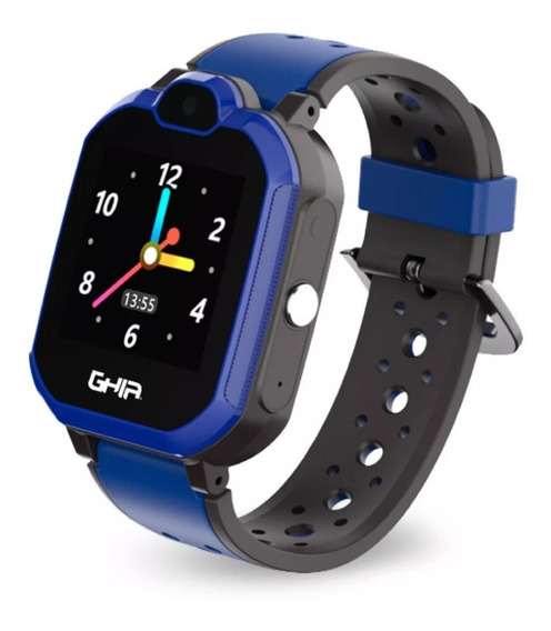 Ghia Smart Watch Kids/ Touch Con Linterna Y Camara Espias