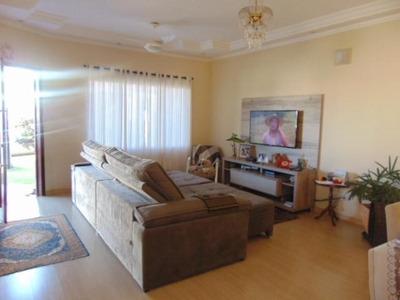 Casa Residencial À Venda, Condomínio Aurora, Paulínia - Ca0448. - Ca0448 - 33596486