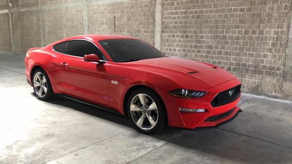 Ford Mustang 5.0l Gt V8 At 2018