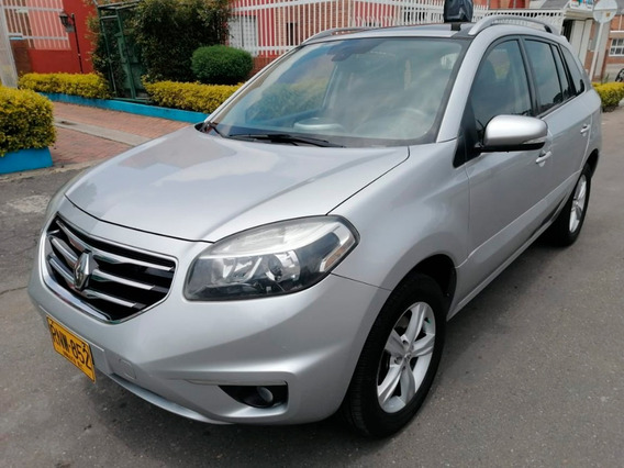Renault Koleos Privilege 2.5 Ct Aa At Abs Fe