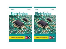 Eletrônica - Vol 1 E 2 - Malvino 8°ed - Apostilas Completas