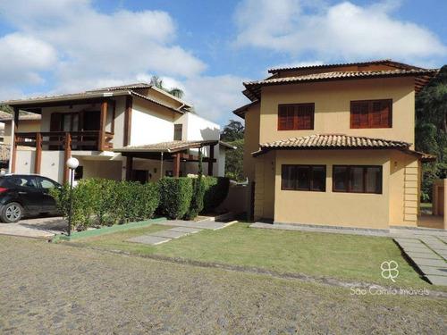 Casa Com 3 Dormitórios À Venda, 226 M² Por R$ 850.000,00 - Recanto Inpla - Carapicuíba/sp - Ca2035