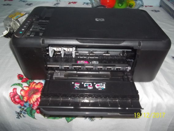 Impressora Quebrada