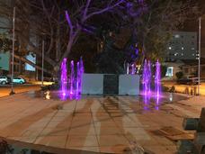 Fuentes Danzantes, Show De Agua, Fuente Seca
