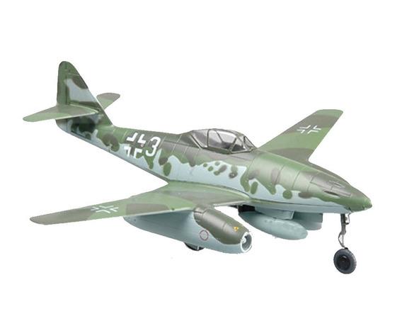 Miniatura Aviao Me 262 A-1a Jv-44 Galland Easy Model 1/72