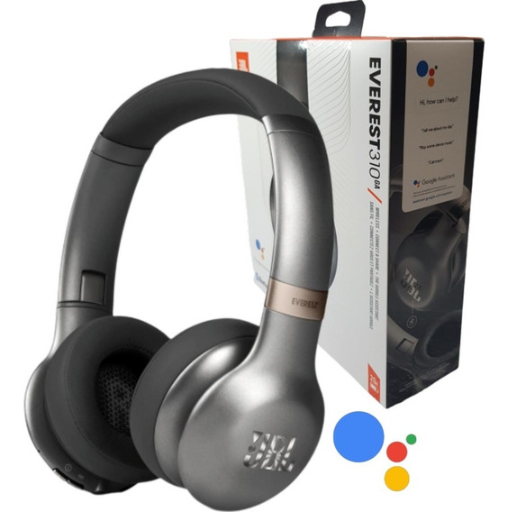Fone De Ouvido Jbl Everest 310 Ga Bluetooth Google Assistant