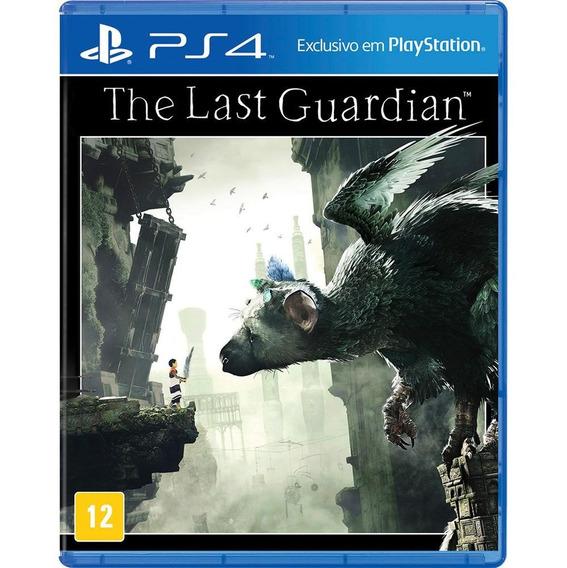 The Last Guardian Ps4 Frete Grátis