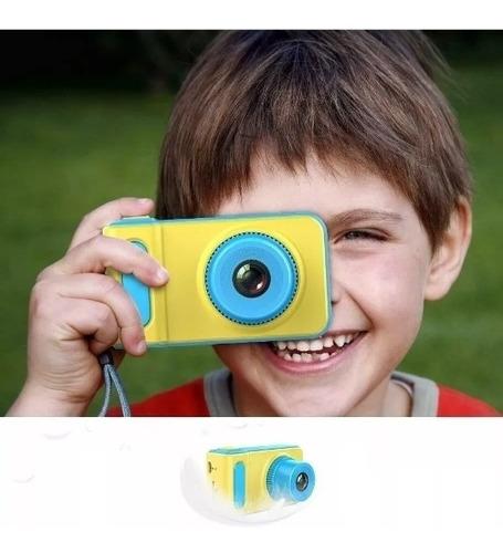Câmera Digital Fotográfica Kids Criança Selfie 3.0mpx