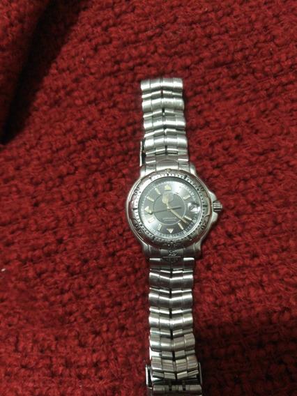 Relógio Feminino Tag Heuer 200meters Profi. Modelo Wh1212-k1