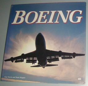 Avião - Livro Boeing ( Inglês )