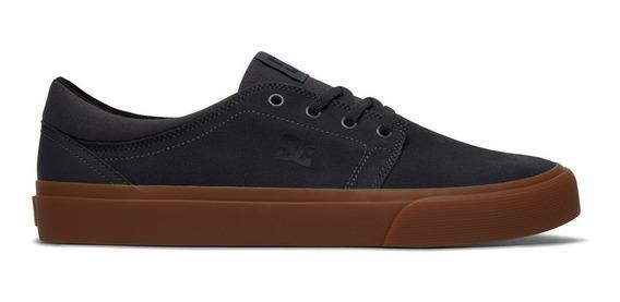 Tênis Dc Shoes Trase Sd Charcoal/black