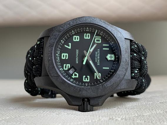 Relógio Victorinox Swissarmy Inox Carbon Paracord Kit 241859