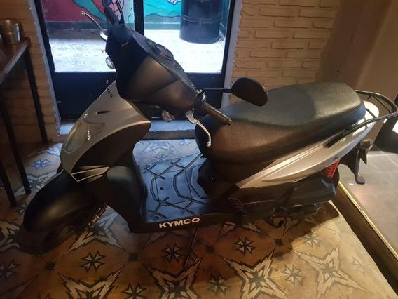 Scooter Kymco Agility 125 Impecable Liquido Mercadopago