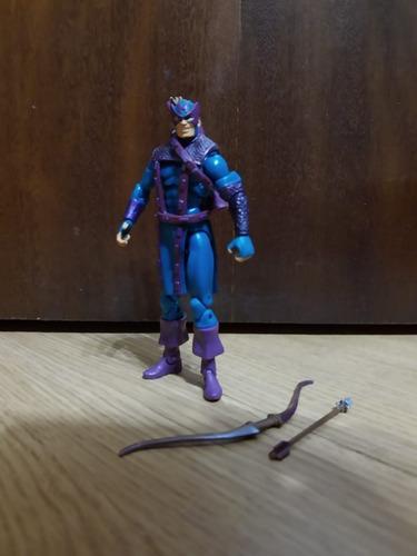 Boneco Gavião Arqueiro (hawkeye) Marvel Universe Hasbro