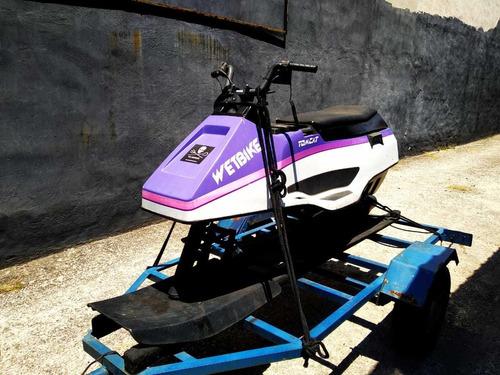 Imagem 1 de 14 de Jet Ski  Wetbike 007