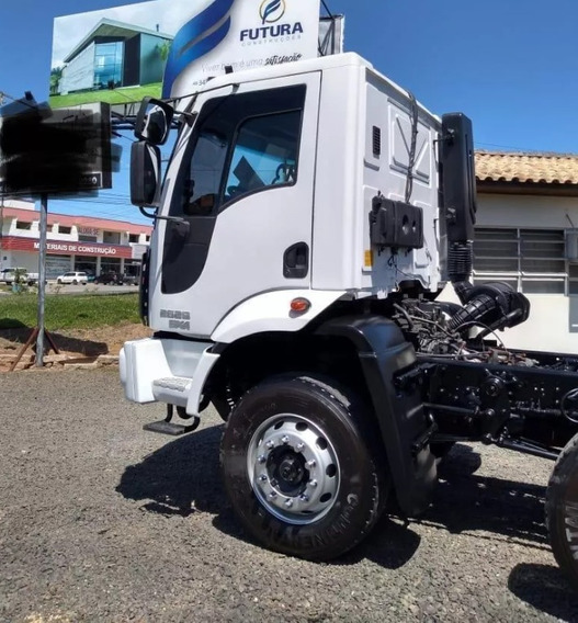 Ford Cargo 2629 No Chassi 8x4 2020