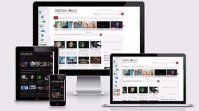 Template Wordpress Novavideo Para Sites Adulto