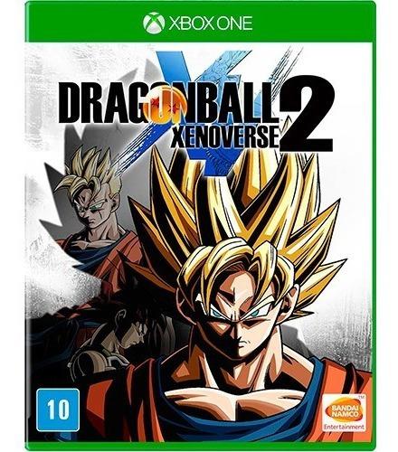 Dragon Ball Z Xenoverse 2 Xbox One Mídia Física Português