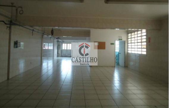 Galpão Em Aricanduva - Locação - Mo21667