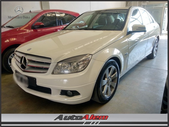 Mercedes Benz C200 Cgi At Blueefficiency Modelo 2010