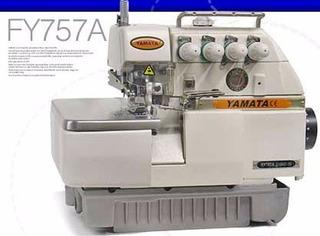 Máquina Overlock Industrial Yamata