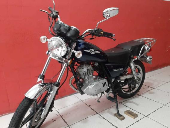 Suzuki Intruder 125 Ano 2013 Super Nova 5900,00