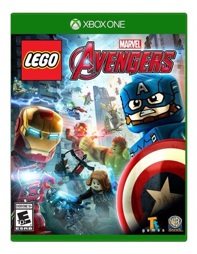 Imagen 1 de 9 de Lego Marvel Avengers Xbox One Fisico Original Juego Nuevo
