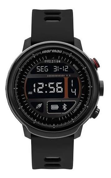 Relógio Smartwatch Mormaii Mol5aa/8p Evolution Preto Touch
