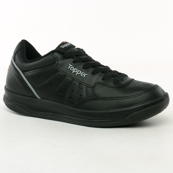 Zapatillas X Forcer Negra Topper