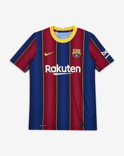 Camisa Barcelona Espanha 2020 - Envio Imediato