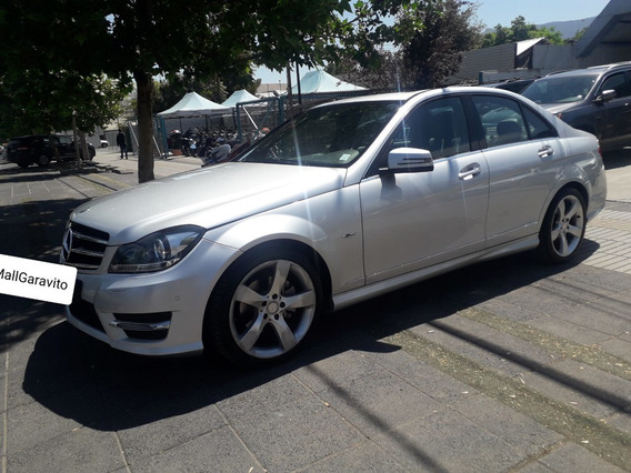 Mercedes-benz C-250 Cgi Blue Efficiency 2.0 2015