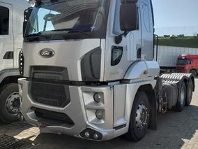 Ford Cargo 2842 6x2 Ano 2013 / Completo / Financiamos