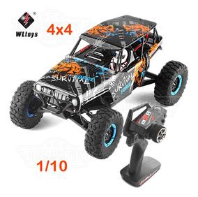 Automodelo Wltoys Jeep Violence 10428 Off-road 4x4 Crawler