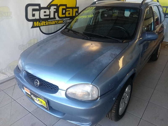 Chevrolet Corsa Wagon Super 2001