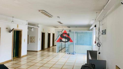 Andar Corporativo Para Alugar, 710 M² Por R$ 14.000,00/mês - Centro - São Paulo/sp - Ac0056