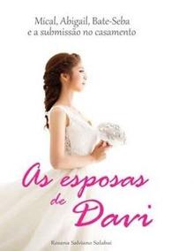Oferta! Livro As Esposas Davi 100 Un P/ Eventos Com Mulheres