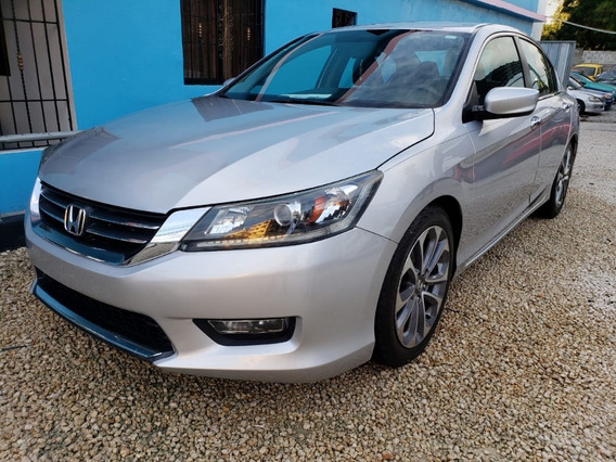 Honda Accord 2013 Gris