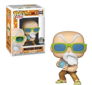 Funko Pop #533 Master Roshi Dragon Ball Z - Specialiy Series