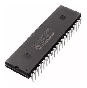 Microcontrolador Pic 18f4550 Pic18f4550 Dip40 Microhip