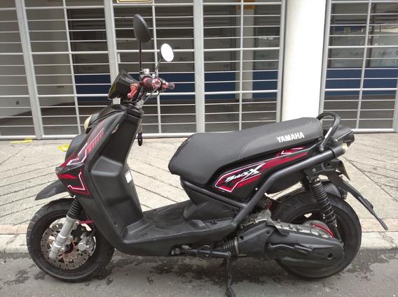 Moto Yamaha Bws 125, 2013, Barata, $3