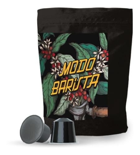 Imagen 1 de 2 de 20 Capsulas De Cafe De Especialidad Brasil Modo Barista